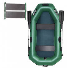 Двухместная надувная лодка с подвижным сидением Ладья ЛТ-240 АЕС