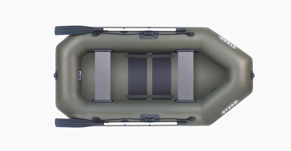 Надувная лодка ПВХ Storm STO 249