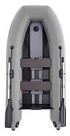 Надувная лодка Jetmar 3м серая