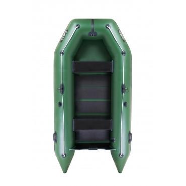 Надувная моторная лодка Ладья ЛТ-310МЕ с подвижным сиденьем