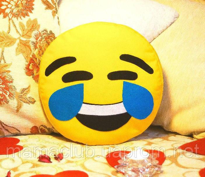 Подушка-смайлик Emoji #8