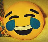 Подушка-смайлик Emoji #8, фото 3