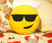 Подушка-смайлик Emoji #4 Крутелик, фото 1