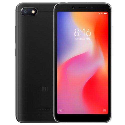 Смартфон Xiaomi Redmi 6A 2/32Gb Black Global version (EU) 12 мес