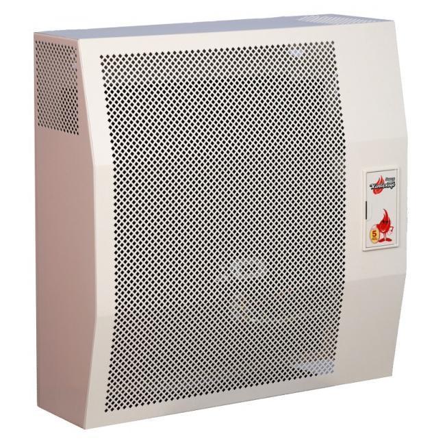 Газовый конвектор АКОГ - 4Л СП (чугун)