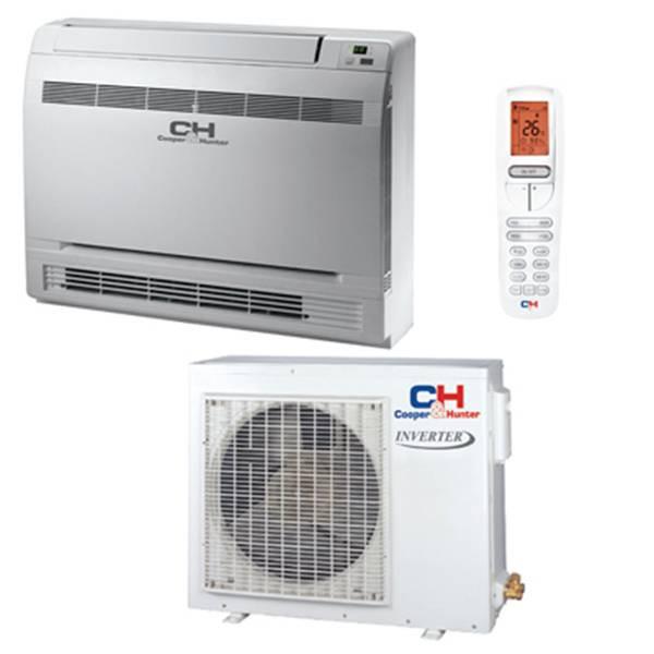 Тепловой насос, Cooper&Hunter, модель-CH-S12FVX. Производительность-Охлаждение, кВт: 3. 52 (0. 60-3. 95), Об