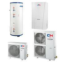 Unitherm Тепловой насос для отопления/охлаждения и горячего водоснабжения (R410A, INVERTER), Cooper&H
