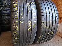 Шины бу 215/55 R17 Continental