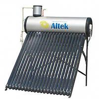Вакуумный солнечный коллектор Altek, Гелиосистема, SD-T2-15, Емкость системы, л : 150