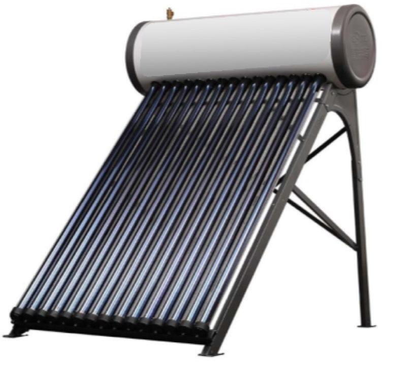 Вакуумный солнечный коллектор Altek, Гелиосистема, SP-H1-24, Емкость системы, л : 240