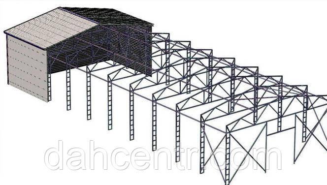Помещение 12х60 под склад, зерно, цех, сто. Фермы, склад, навес,здание