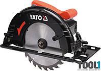Ручная дисковая пила по дереву Yato YT-82150