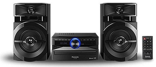 Музыкальный центр Panasonic SC-UX100EE-K