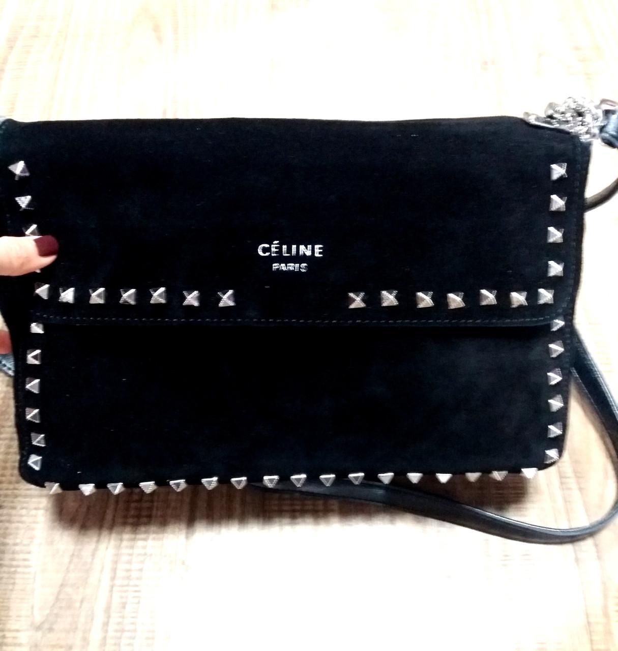 9f775b3fcc79 КЛАТЧ СУМКА Celine Селин замша в расцветках - ЧЕМОДАНЧИК - самые красивые  сумочки по самой приятной