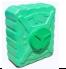 Пластиковая емкость квадратная - ЕК 500 л. трехслойная