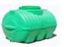 Пластиковая емкость горизонтальная - ЕG 500 л. трехслойная