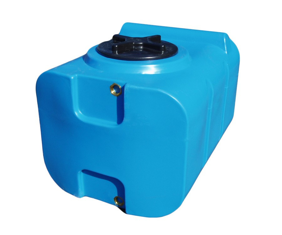 Пластиковая емкость квадратная К/куб - ЕК 500 л. двухслойная