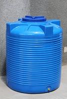Пластиковая емкость вертикальная - ЕV 80 л. двухслойная