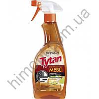 Средство для очистки мебели и электроники Tytan Антистатический, 500 мл