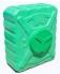 Пластиковая емкость душ 50 литров двухслойная