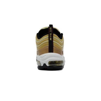 Кроссовки мужские Nike Air Max 97 Premium Gold, фото 2