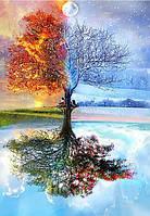 """Алмазная мозаика вышивка """"Дерево жизни"""", фото 1"""