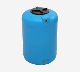 Пластиковая емкость вертикальная - V 250 л.