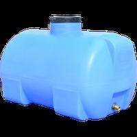 Пластиковая емкость горизонтальная - G 150 л.
