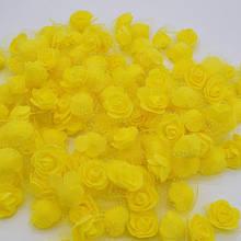 Набор желтых цветочков - 50шт.