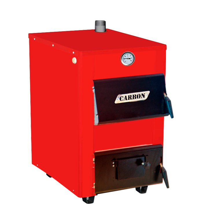 Твердотопливный котел Carbon КСТО-25Д