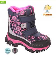Термо ботинки Tom.m 3657 р 27.28