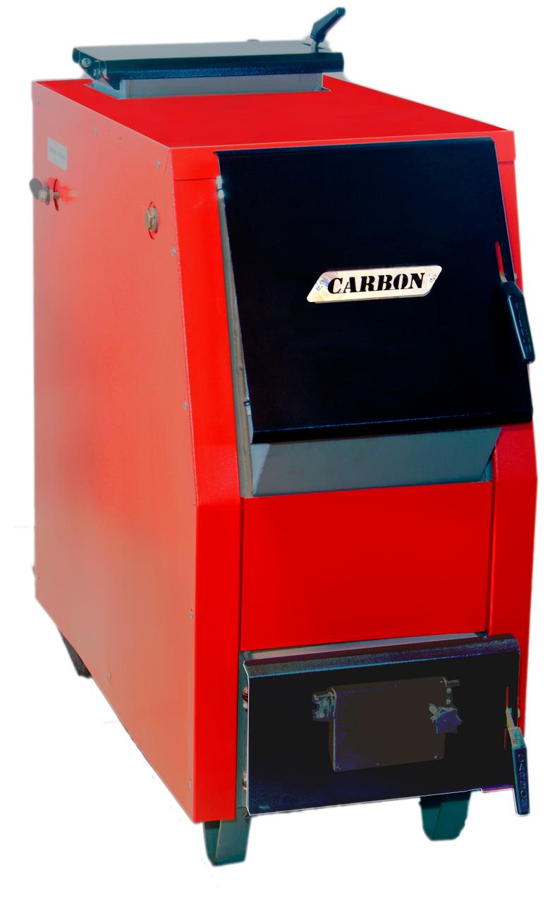 Котел твердотопливный Carbon КСТО-31ДГ