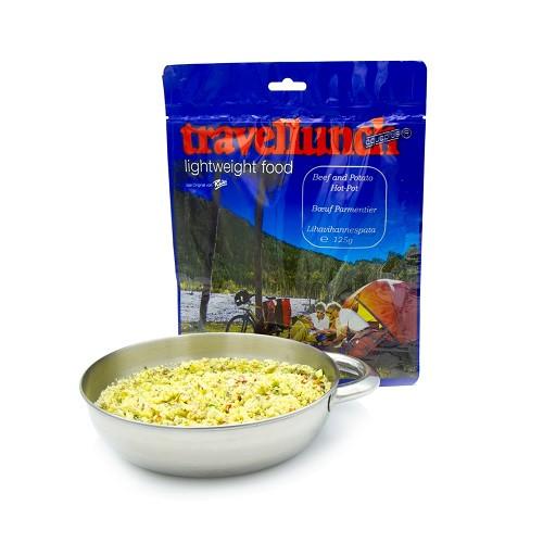 Travellunch Beef and Potato Hot-Pot 125g / Тушеный картофель с говядиной