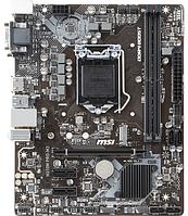 Материнская плата MSI H310M Pro-M2 (s1151, Intel H310) mATX, фото 1