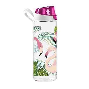 Бутылка для спорта HEREVIN FLAMINGO