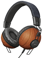 Гарнитура Trust Noma Headphones Denim Wood, фото 1