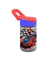 Бутылка для спорта с трубочкой HEREVIN CARS