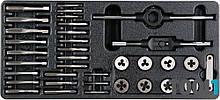 Набор плашек и метчиков 35 пр. Yato YT-55465