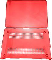 Чехол-накладка TOTO PC Case Apple Macbook Air 13 (2016) Red