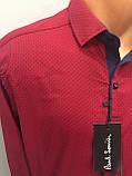 Мужская рубашка турецкая модная М, фото 2
