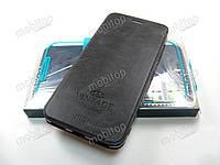 Чехол книжка MOFI Vintage Xiaomi Mi A2 (серый)