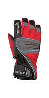 Перчатки юниорские Snowlife Contest Black/red 14 211 900