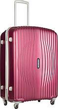 Пластиковый чемодан CARLTON, Vortex, VORNSETW4-75;MCD, 91 л