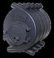 """Булерьян, отопительная печь «BULLERJAN» """"ВИТ"""" Тип «00» 6 кВт-125 М3"""