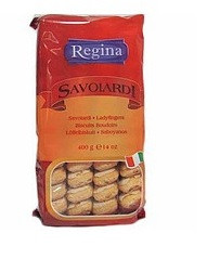 Бисквитное печенье Savoiardi Regina, 400 гр