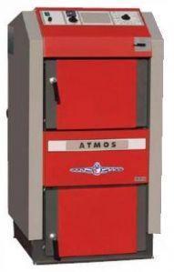 Твердотопливный котел Atmos C - 50S кВт