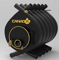 Булерьян, отопительная печь «CANADA» «04» 35 кВт-1000 м.куб., фото 1