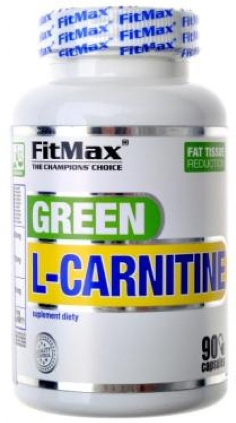Green L-Carnitine FitMax 90 caps.