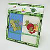 Набор кухонных полотенец Nilteks бамбуковые Fruits2