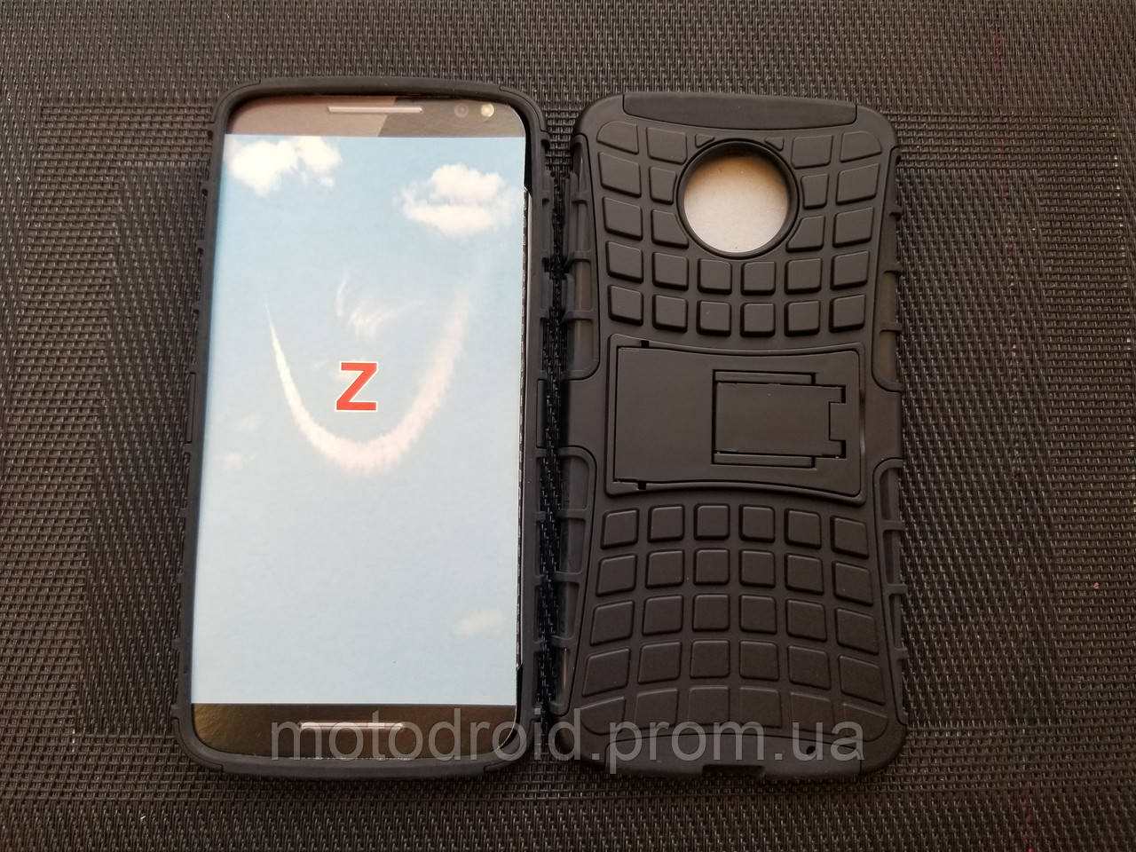 Чохол броня для  Motorola Moto Z